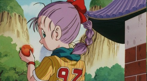 Bulma Purple Hair [Path To The Power Screenshots]