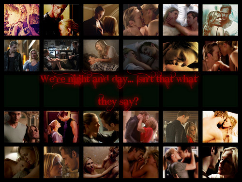 "Eric & Sookie ""Night and Day"""