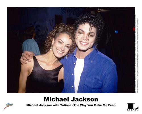 Tatiana thumbtzen and michael jackson dating
