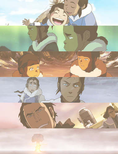 Noatak and Tarrlok