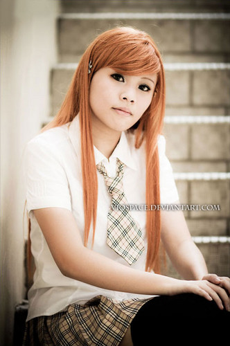 Orihime Cosplay