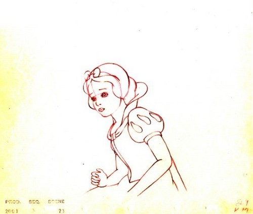 Snow White Concept Art
