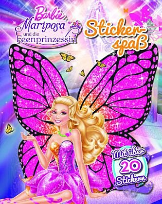 Barbie mariposa 2 new Bücher