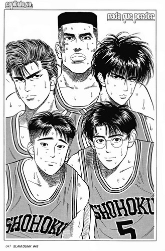 slam dunk fanart
