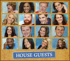 BB15 new houseguests