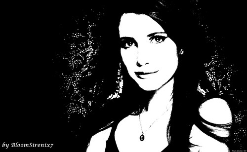 Emma Roberts Drawing