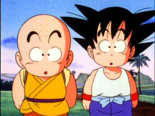고쿠 & Krillin's friendship