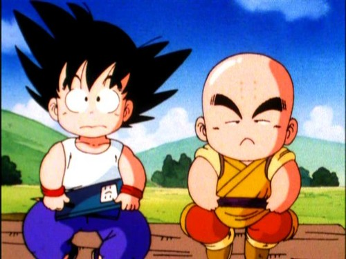 गोकु & Krillin's friendship