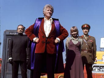 Happy Birthday Jon Pertwee!