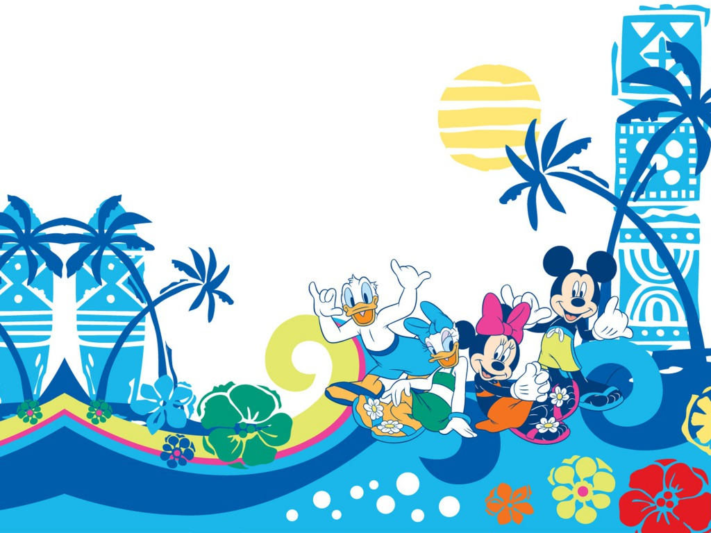Mickey Mouse And Friends Wallpaper Disney Wallpaper 34968486