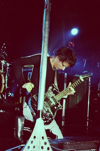 Muse is melting the big freeze in our hearts ♥