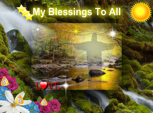 My Blessings To All