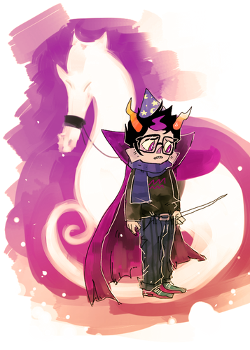 Sad little Eridan