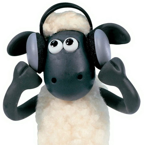 Shaun the schapen
