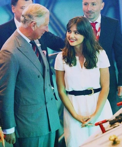 The Royal Visit! ❤