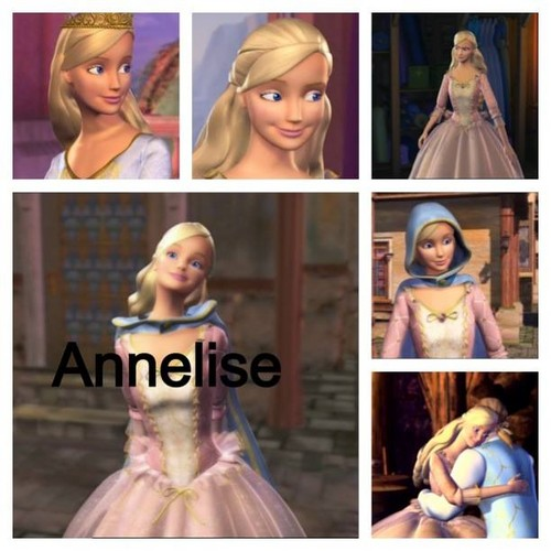 Anneliese editing by: PrincessAnnika