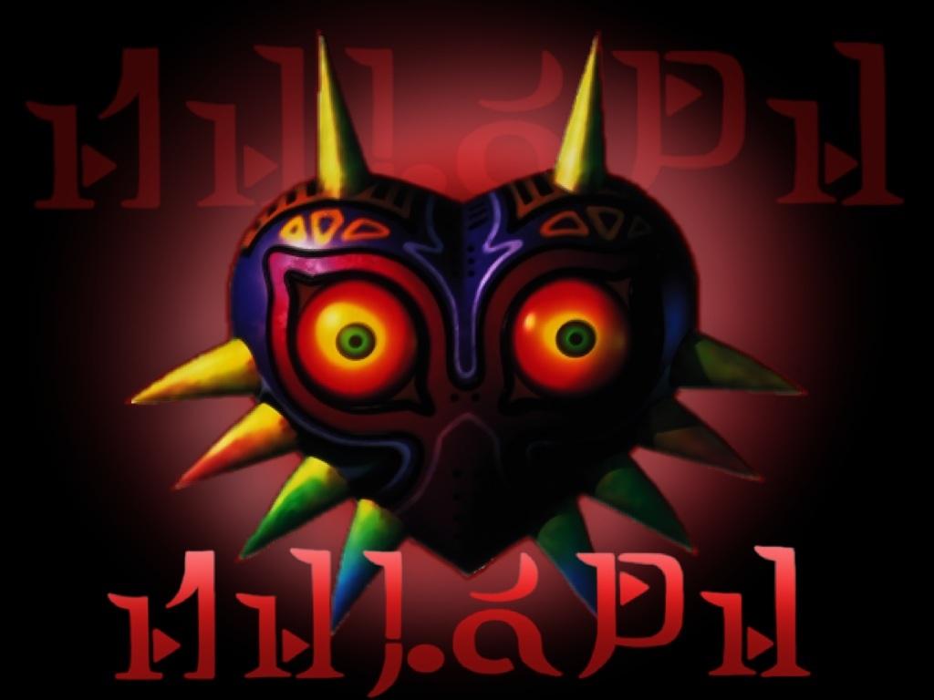 Majora Wallpaper The Legend Of Zelda Majora S Mask Wallpaper