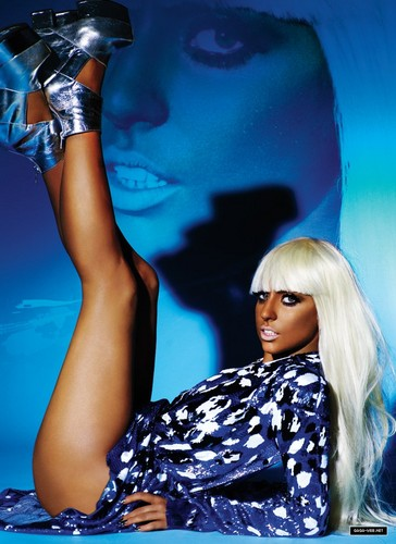 Mario Testino Photo Shoot outtakes (2009)