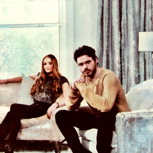 Sophie Turner and Richard Madden 【Empire Magazine; May 2013】