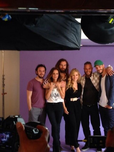 Vikings Cast Photoshoot