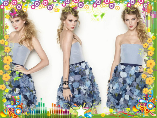 colourful Taylor