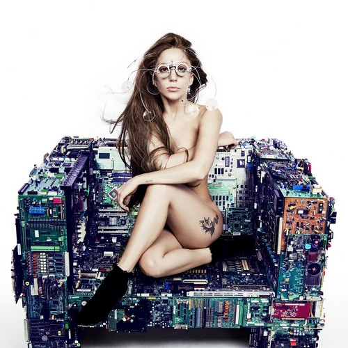 *NEW* Foto from ARTPOP Photoshoot Von Inez and Vinoodh