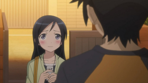 Ayase, you're so understanding!