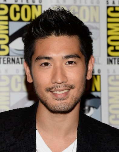 Godfrey at Comic-Con '13