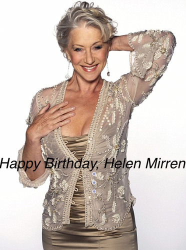 Happy Birthday, Helen!