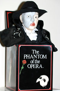 The Phantom of the Opera Jack-in-the-Box