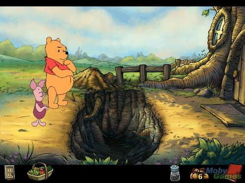 Piglet's Big Game
