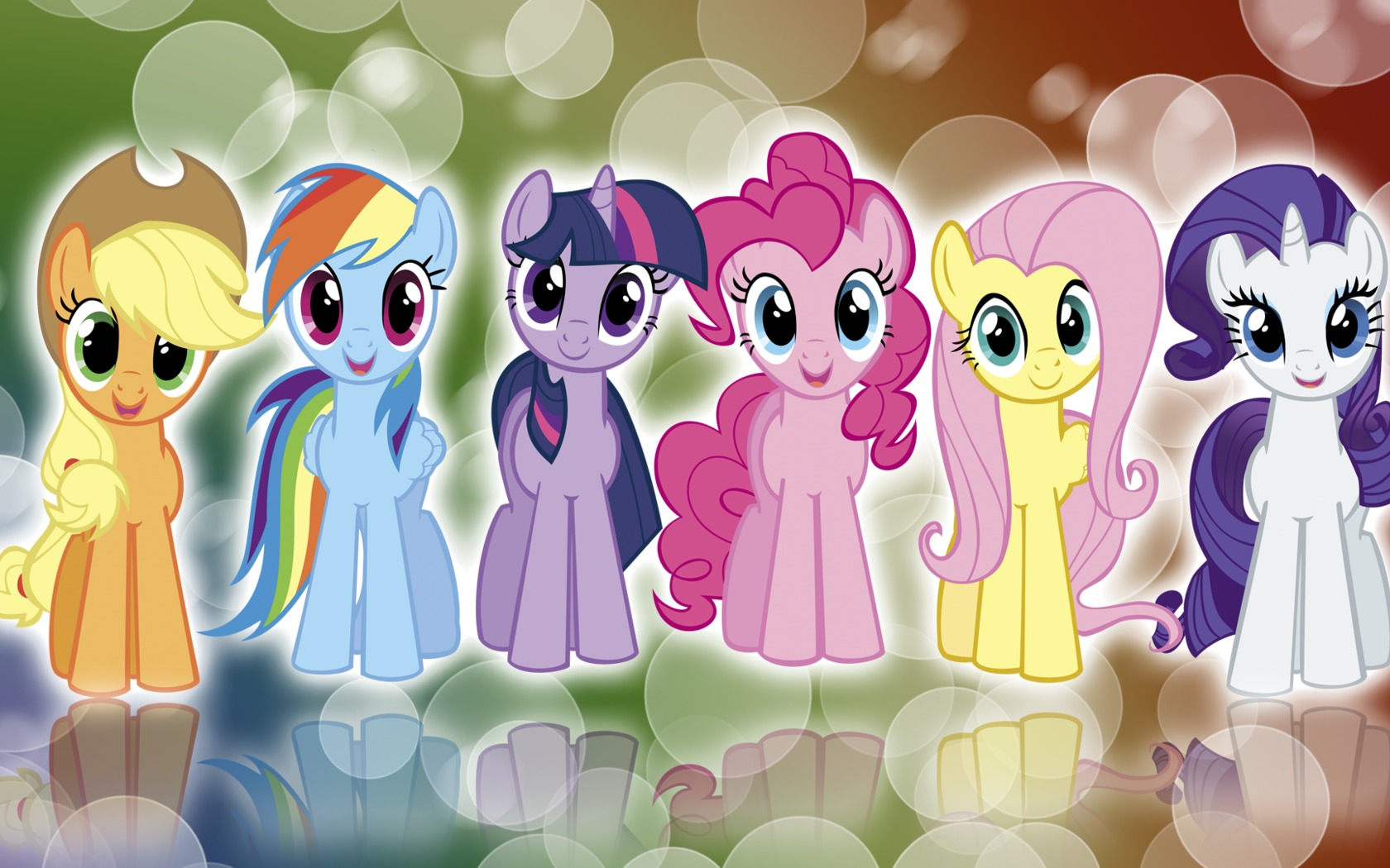 Pony Wallpapers My Little Pony Friendship Is Magic Wallpaper