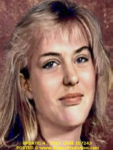 Sara Anne Bushland Missing Since: 04/03/96