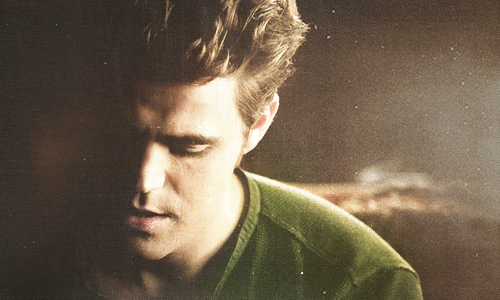Because of you, Stefan. I'm good at it because of you.