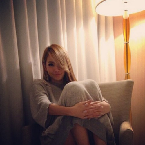 CL's Instagram 照片