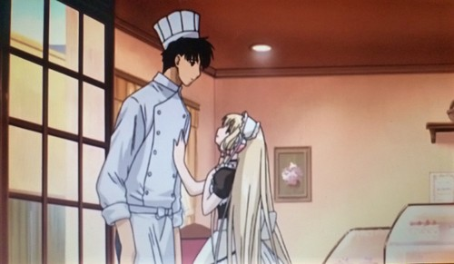 Chobits Screenshots
