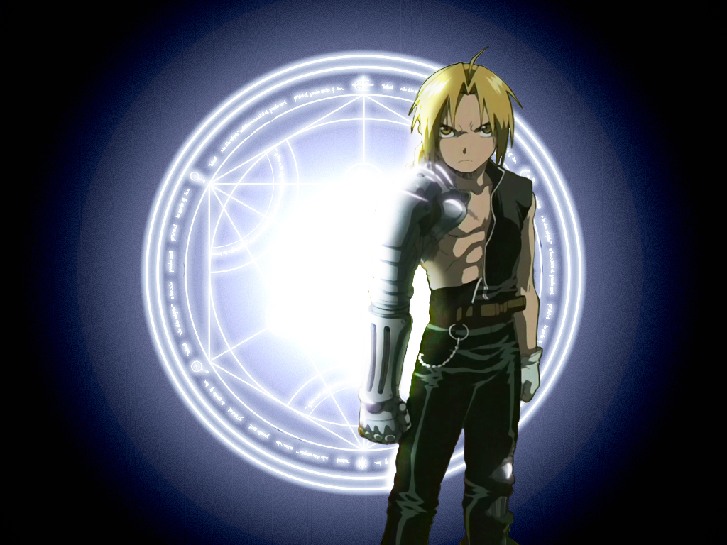 Fullmetal Alchemist - Fullmetal Alchemist: Brotherhood ...