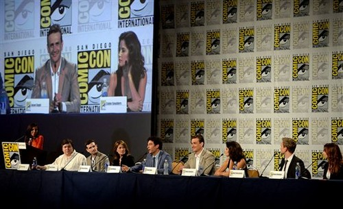 HIMYM Comic Con Panel 2013