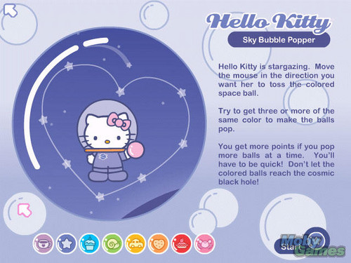 Hello Kitty: Bubblegum Girlfriends