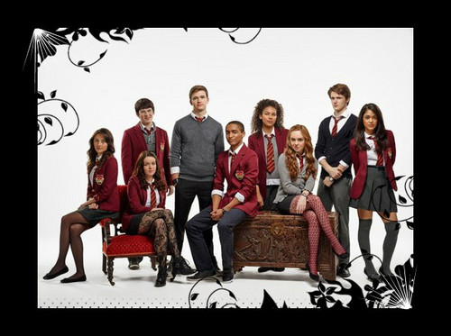 House of Anubis Cast