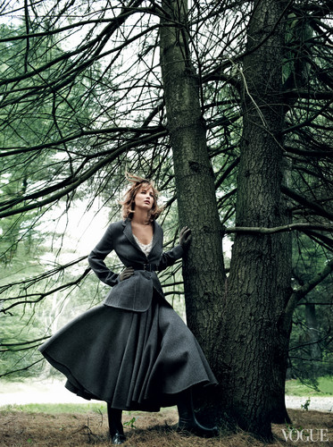 Jennifer Lawrence for VOGUE US (HQ)
