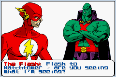 Justice League Heroes: The Flash