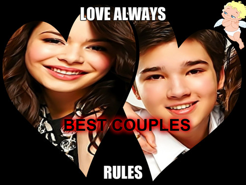 Liebe RULES IN iCarly