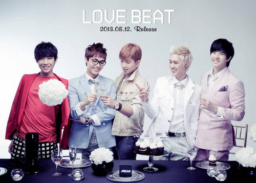 MBLAQ to release a repackaged album 'Love Beat'