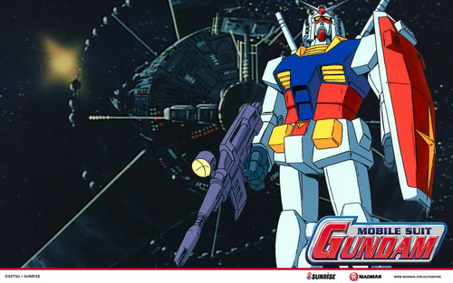 Mobile Suit Gundam 바탕화면