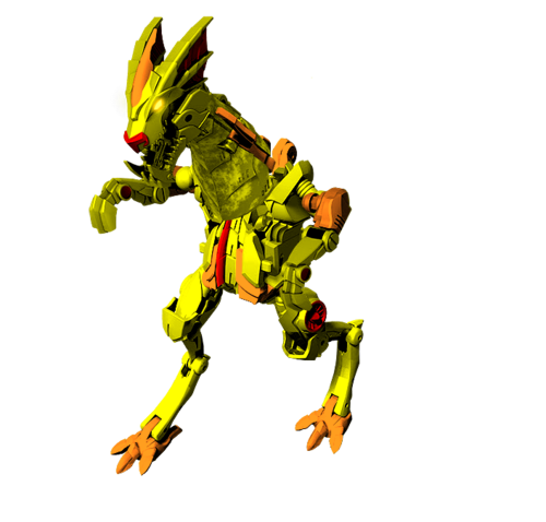 Predacon Scowl