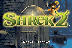 Shrek 2: Beg for Mercy!