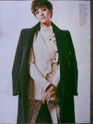 [ SCANS] Juyeon for SURE magazine