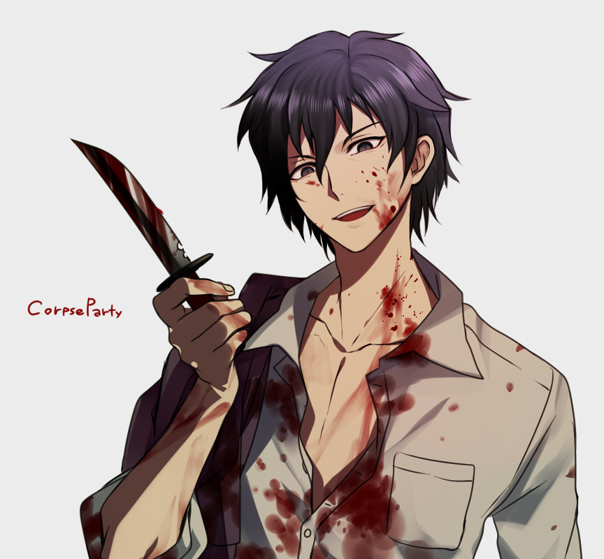 Corpse Party Anime Photo 35350553 Fanpop Page 11 A stroll around the corners of the clover kingdom is, after a. fanpop