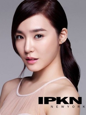 Girls' Generation's Tiffany for 'IPKN'